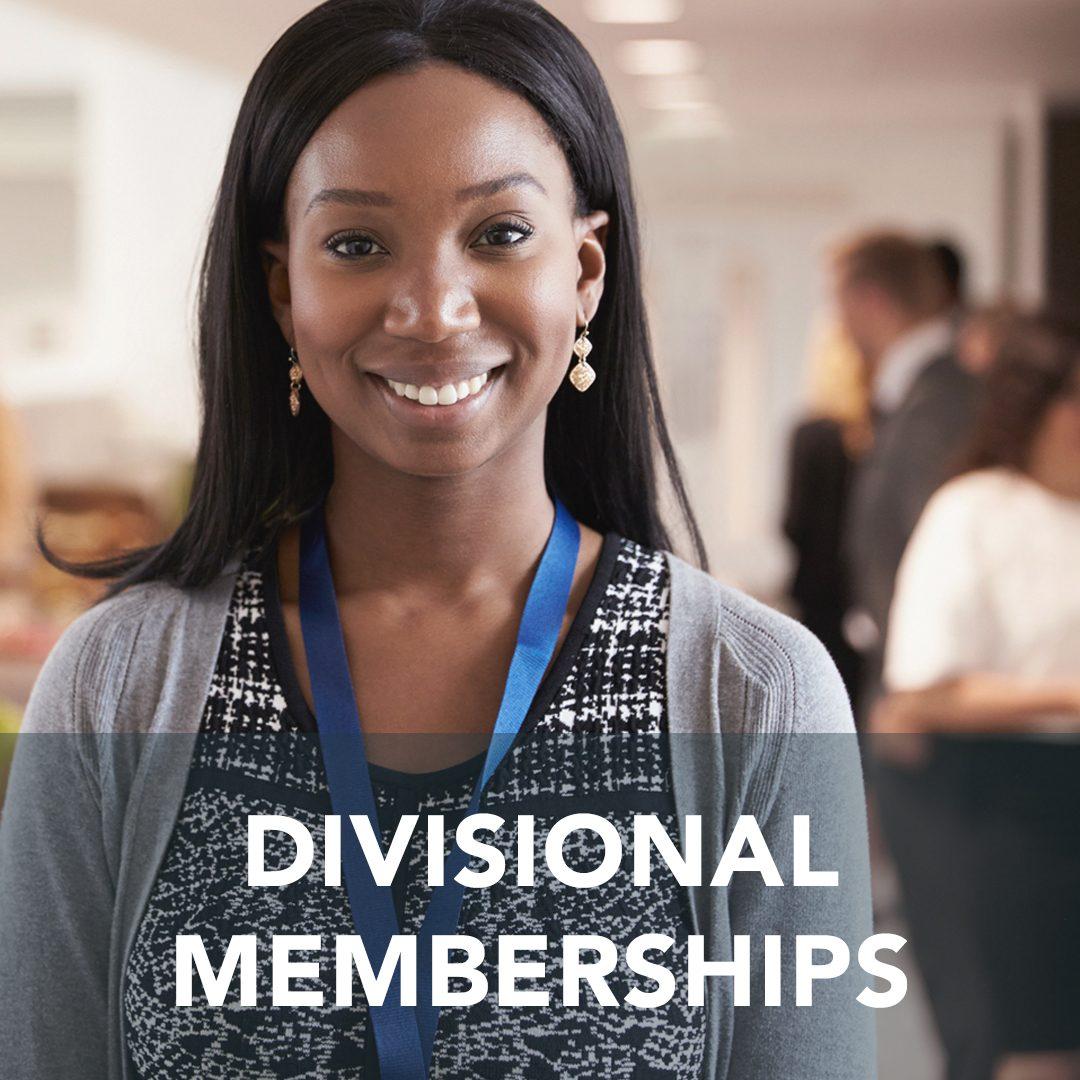 Divisional Memberships