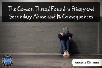 The Common Thread Found In Primary and Secondary Abuse